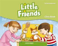 Little Friends Oxford University Press купить книгу Николаев