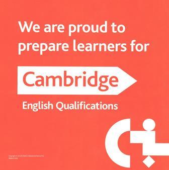 Знак Цетра подготовки к кембриджским экзаменам